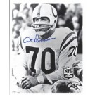 "Art Donovan Autographed Baltimore Colts 8"" x 10"" Photograph Hall of Famer (Unframed)"