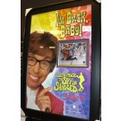 """Mike Myers and Heather Graham """"Austin Powers"""" Autographed 8"""" x 10"""" Custom Framed Photograph into the Movie Poster"""