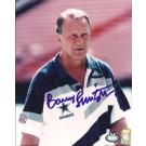"Barry Switzer Autographed Dallas Cowboys 8"" x 10"" Photograph (Unframed)"