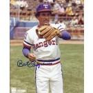 """Bert Campaneris Autographed Texas Rangers 8"""" x 10"""" Photograph (Unframed)"""