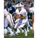 """Bob Griese Autographed Miami Dolphins """"Action"""" 8"""" x 10"""" Photograph (Unframed)"""