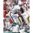 """Bob Griese Autographed Miami Dolphins """"Hiking Ball"""" 8"""" x 10"""" Photograph (Unframed)"""