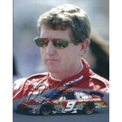 "Bill Elliott Autographed Racing 8"" x 10"" Photograph (Unframed) by"