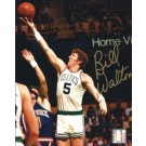 "Bill Walton Autographed Boston Celtics 8"" x 10"" Photograph Hall of Famer (Unframed)"