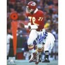 "Bobby Bell Autographed Kansas City Chiefs 8"" x 10"" Photograph (Unframed)"