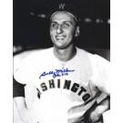 "Bobby Malkmus Autographed Washington Senators 8"" x 10"" Photograph (Unframed)"