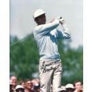 """Bruce Devlin Autographed Golf 8"""" x 10"""" Photograph (Unframed)"""