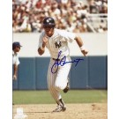 "Bucky Dent Autographed New York Yankees 8"" x 10"" Photograph (Unframed)"