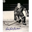 """Butch Bouchard Autographed Montreal Canadians """"Action"""" 8"""" x 10""""... by"""