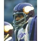 "Carl Eller Autographed Minnesota Vikings 8"" x 10"" Photograph Hall of Famer (Unframed)"