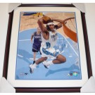 "Carmelo Anthony Autographed Denver Nuggets 16"" x 20"" Custom Framed Photograph"