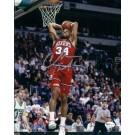 "Charles Barkley Autographed Philadelphia 76ers 8"" x 10"" Photograph (Unframed)"