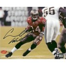 "Carnell ""Cadillac"" Williams Autographed ""Action"" 8"" x 10"" Photograph (Unframed)"