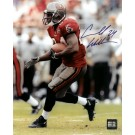 "Carnell ""Cadillac"" Williams Autographed (Red Jersey) 8"" x 10"" Photograph (Unframed)"