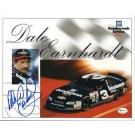 """Dale Earnhardt Sr. """"Car and Driver"""" Autographed 8"""" x 10"""" Photograph... by"""