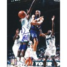 "Damon Stoudamire Autographed Toronto Raptors 8"" x 10"" Photograph (Unframed)"