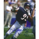 "Dan Hampton Autographed Chicago Bears 8"" x 10"" Photograph Hall of Famer (Unframed)"