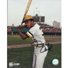 """Dave Cash Autographed Pittsburgh Pirates 8"""" x 10"""" Photograph (Unframed)"""