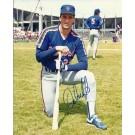 "Dave Magadan Autographed New York Mets 8"" x 10"" Photograph (Unframed)"