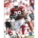 "David Boston Autographed Arizona Cardinals 8"" x 10"" Photograph (Unframed)"