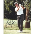 "David Frost Autographed Golf 8"" x 10"" Photograph (Unframed)"