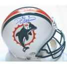 Daunte Culpepper Autographed Miami Dolphins Authentic Full Size Helmet by