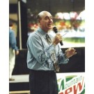 """Dick Vitale Autographed 8"""" x 10"""" Photograph with """"Awesome Baby"""" Inscription (Unframed)"""