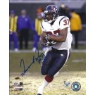"Dominick Davis Autographed Houston Texans 8"" x 10"" Photograph (Unframed)"