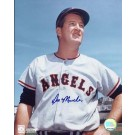 "Don Mincher Autographed California Angels 8"" x 10"" Photograph (Unframed)"