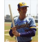 """Don Money Autographed Milwaukee Brewers 8"""" x 10"""" Photograph (Unframed)"""