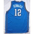 Dwight Howard Orlando Magic Authentic Reebok Blue / Away NBA Basketball Jersey