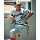 """Earl Weaver Autographed Baltimore Orioles 8"""" x 10"""" Photograph with """"HOF 96"""" Inscription (Unframed)"""