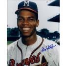 "Felix Mantilla Autographed Milwaukee Braves 8"" x 10"" Photograph (Unframed)"