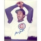 "Fergie Jenkins Autographed Chicago Cubs 8"" x 10"" Photograph (Unframed)"