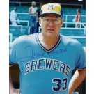 "Frank Howard Autographed Milwaukee Brewers 8"" x 10"" Photograph (Unframed)"