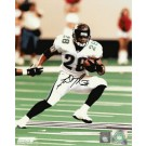 "Fred Taylor Autographed ""Action"" 8"" x 10"" Photograph (Unframed)"