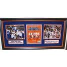 Corey Brewer, Al Horford, Joakim Noah, Taurean Green, Lee Humphrey 2006 - 2007 Florida Gators Autographed Commemorative Sports Illustrated Custom Framed