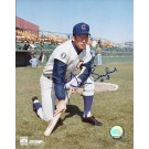 "Glenn Beckert Autographed Chicago Cubs 8"" x 10"" Photograph (Unframed)"