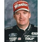 "Jeff Burton Autographed Racing 8"" x 10"" Photograph (Unframed) by"