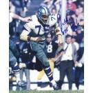 "Jethro Pugh Autographed Dallas Cowboys 8"" x 10"" Photograph (Unframed)"