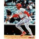 """Juan Gonzalez """"Running"""" Autographed Texas Rangers 8"""" x 10"""" Photograph (Unframed)"""