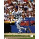 "Juan Gonzalez ""Action"" Autographed Texas Rangers 8"" x 10"" Photograph (Unframed)"