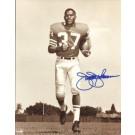 "Jimmy Johnson Autographed San Francisco 49ers 8"" x 10"" Photograph Hall of Famer (Unframed)"