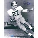 """Joe Bellino Autographed Navy 8"""" x 10"""" Photograph 1960 Heisman Trophy Winner (Unframed)"""