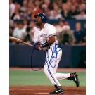 "Joe Carter Autographed Toronto Blue Jays 8"" x 10"" Photograph (Unframed)"