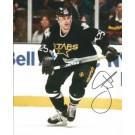 "Joe Nieuendyck Autographed Stars 8"" x 10"" Photograph (Unframed)"