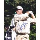 "John Hutson Autographed Golf 8"" x 10"" Photograph (Unframed)"
