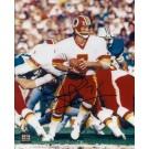 "Joe Theismann ""With Ball"" Autographed Washington Redskins 8"" x 10"" Photograph (Unframed)"