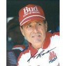 "Kenny Bernstein Autographed Racing 8"" x 10"" Photograph (Unframed)"