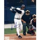 "Kenny Lofton Autographed Atlanta Braves 8"" x 10"" Photograph (Unframed)"